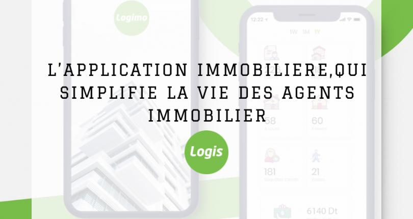 L'application immobilière Tunisie