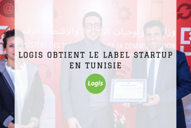 cover article Logis obtient le Label Startup en Tunisie