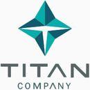 Titan Company TITAN Icon Logo