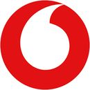 Vodafone Group VOD Icon Logo