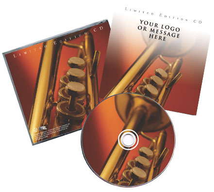 CD Big Band Music Traditional Package Image