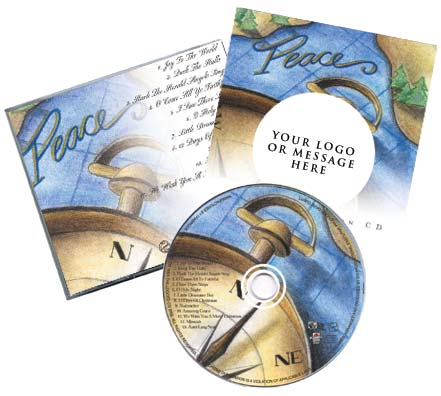 CD Christmas Music Traditional Package Compass Image