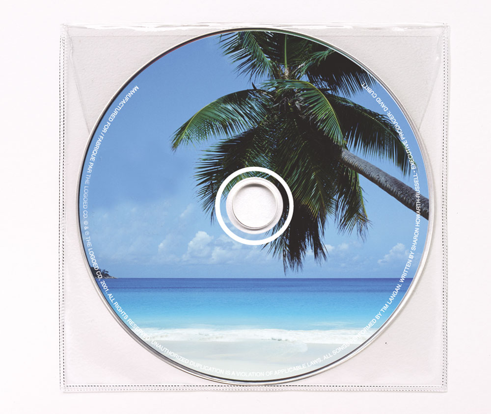 CD Hits of the Summer Clear Poly Sleeve Image