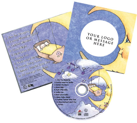 CD Children's Music Traditional Package image