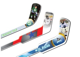 Hockey Stick Mini Hockey Stick Goalie Image