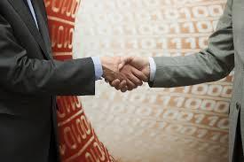 handshake after negotiation