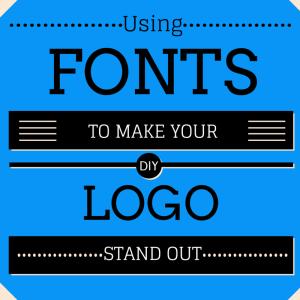 Fonts for DIY Logos