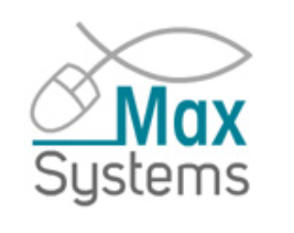 Max systems logo design
