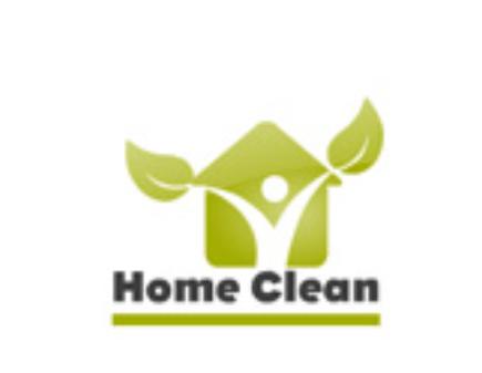 Home Clean Logos