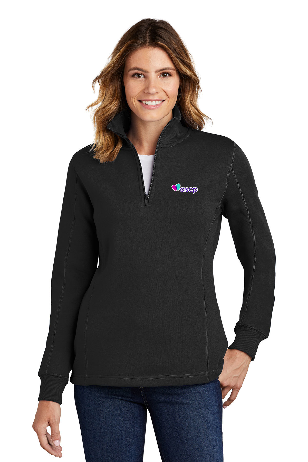 Women's 1/4-Zip Sweatshirt