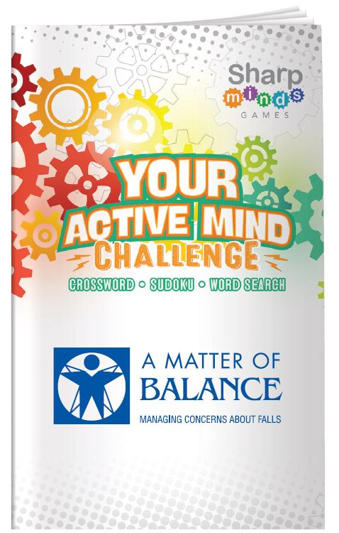 SHARP MINDS - YOUR ACTIVE MIND CHALLENGE