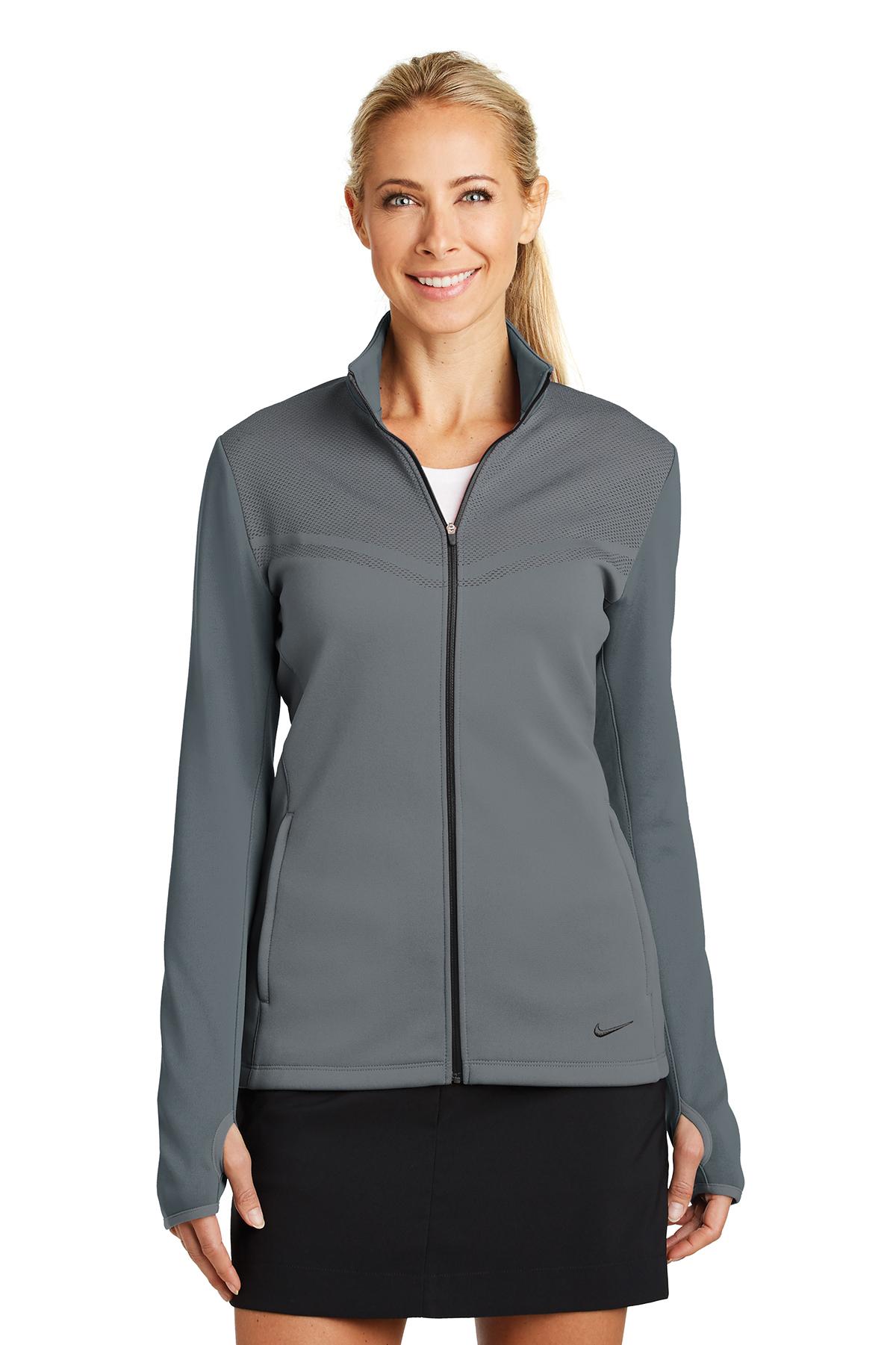 Nike Ladies ThermaFIT Hypervis Full Zip Jacket