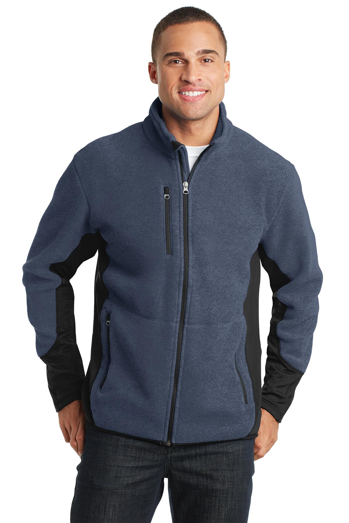 Port Authority RTek Pro Fleece Full-Zip Jacket