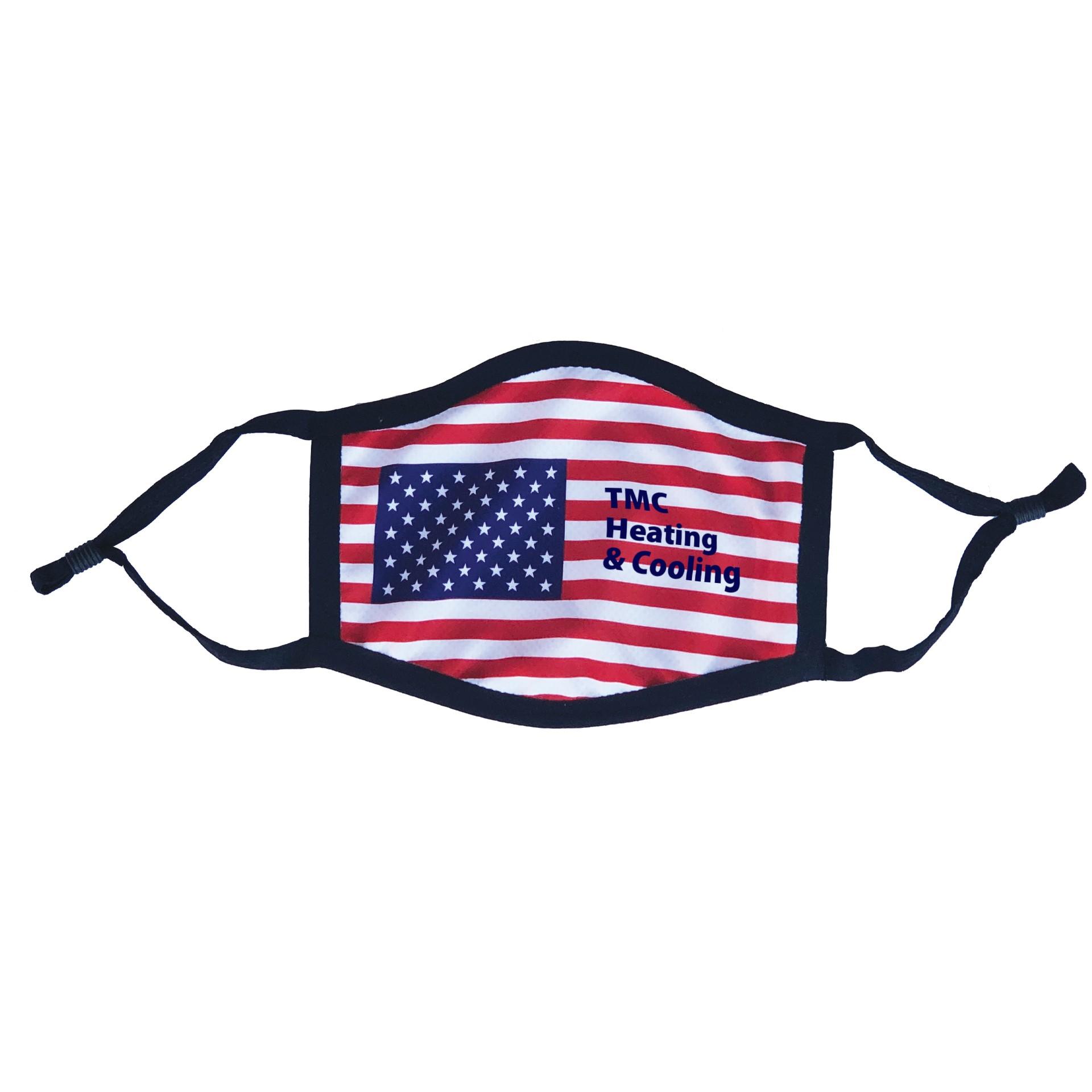 Cool Mask Flag
