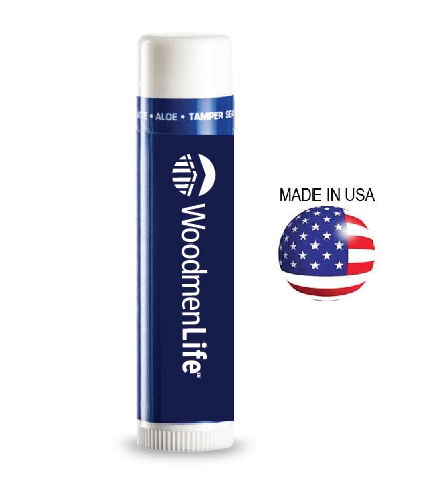 Lip Balm - SPF15 - Made in USA