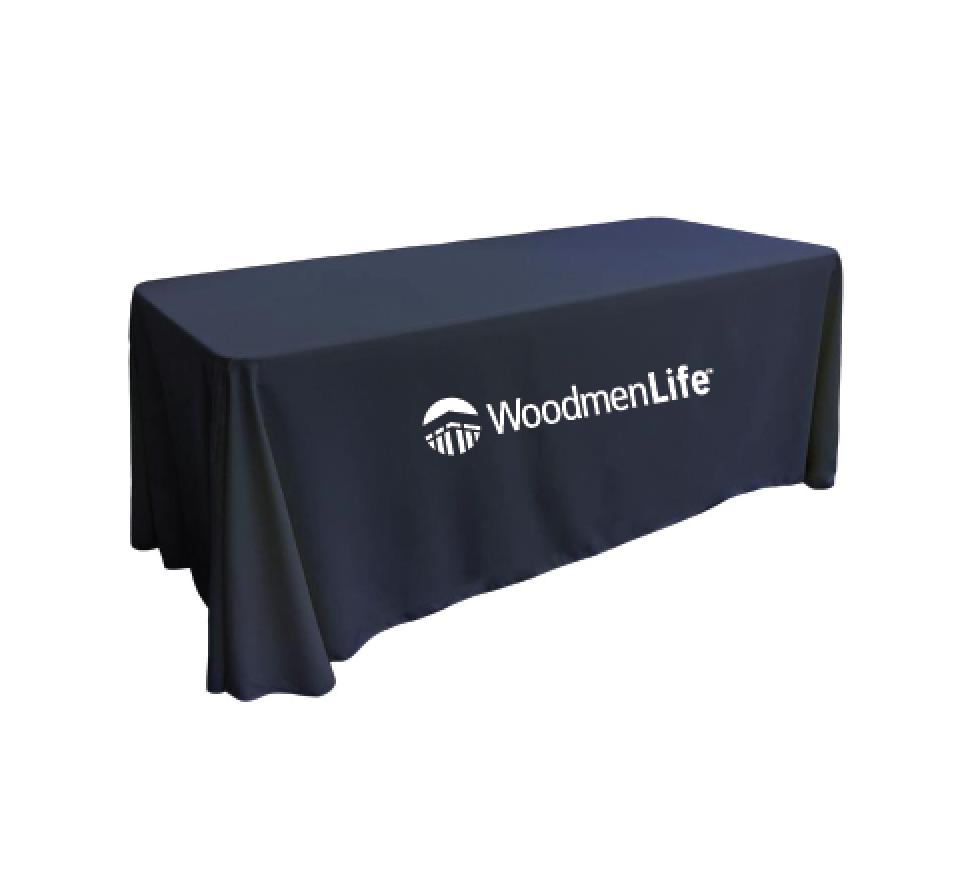 Table Cover - 6' or 8'