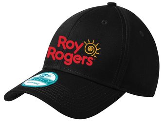 Roy Rogers' Brand Buckle Back Baseball Cap