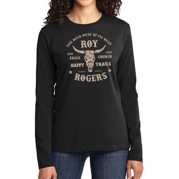 Longhorn Women's Long Sleeve T-Shirt