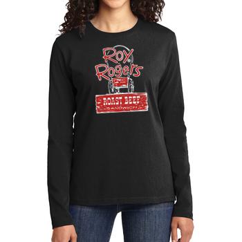 Roy's Vintage Wagon Women's Long Sleeve T-Shirt