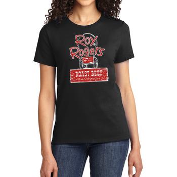 Roy's Vintage Wagon Women's Short Sleeve T-Shirt