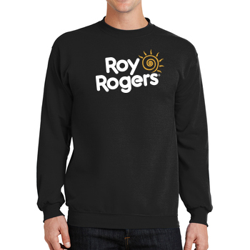 Roy Rogers' Brand Crewneck Sweatshirt