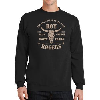 Longhorn Crewneck Sweatshirt