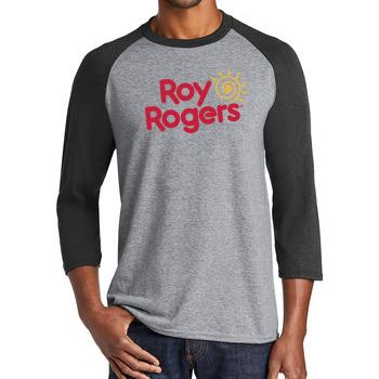 Roy Rogers' Brand Baseball T-Shirt
