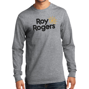 Roy Rogers' Brand Adult Long Sleeve T-Shirt