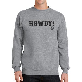 Howdy Crewneck Sweatshirt