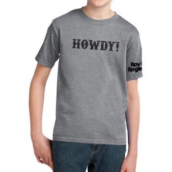 Howdy Youth Short Sleeve T-Shirt