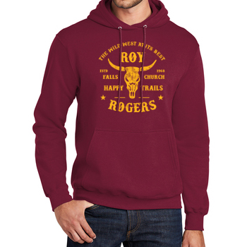 Longhorn Hooded Sweatshirt