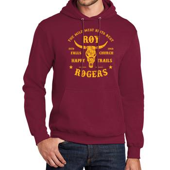 Longhorn Hooded Sweatshirt