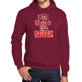 Roy's Vintage Wagon Hooded Sweatshirt