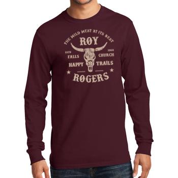 Longhorn Adult Long Sleeve T-Shirt