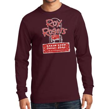Roy's Vintage Wagon Adult Long Sleeve T-Shirt