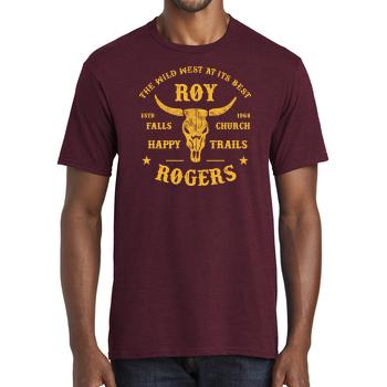 Longhorn Adult Short Sleeve T-Shirt