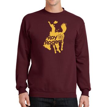 Bucking Bronco Crewneck Sweatshirt
