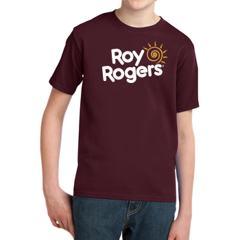 Roy Rogers' Signature Youth Short Sleeve T-Shirt