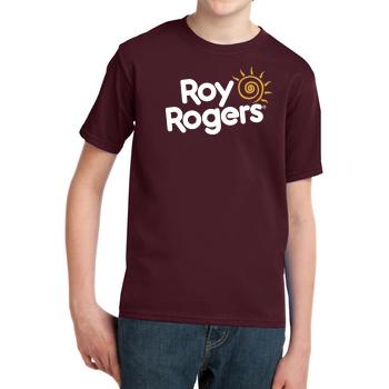 Roy Rogers' Signature Youth Short Sleeve T-Shirt