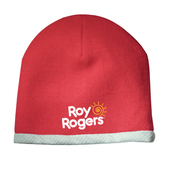 Roy Rogers' Brand Beanie
