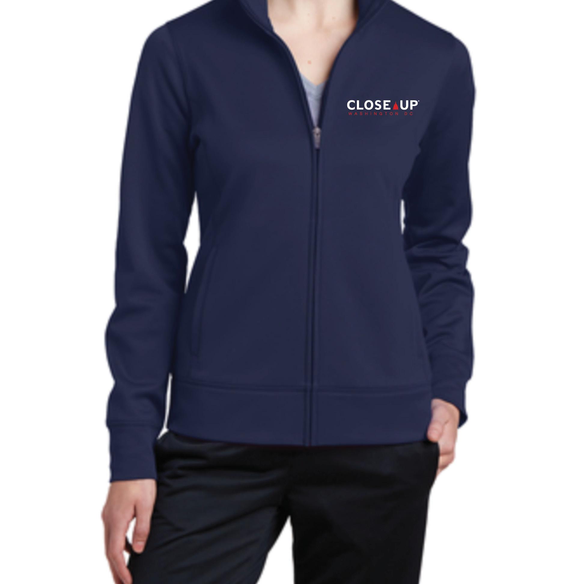 Ladies' Fleece Full-Zip Jacket