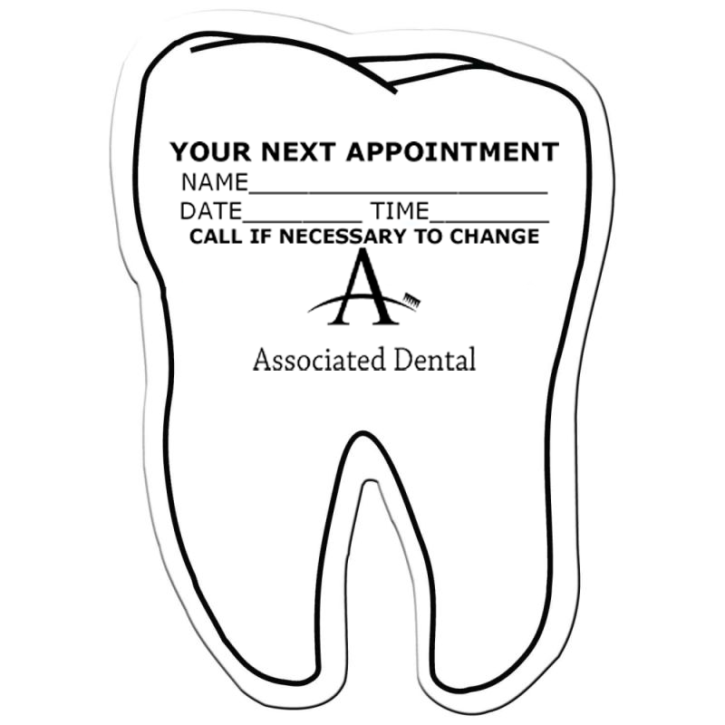 Tooth Appointment Reminder Magnet