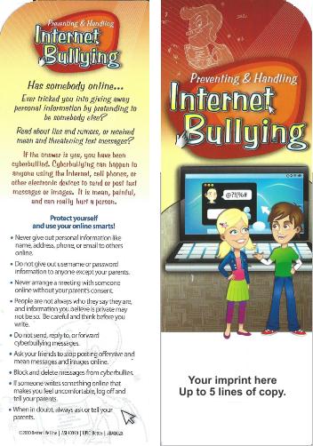 Bookmark - Preventing & Handling Internet Bullying