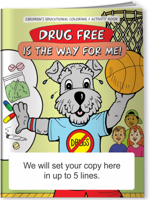 Drug Free Is the Way for Me