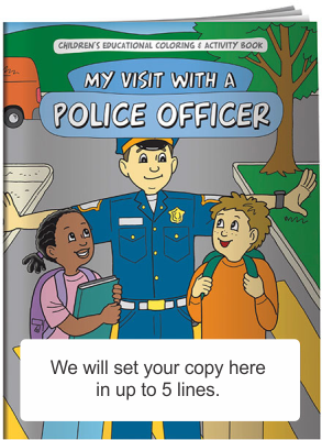 My Visit with a Police Officer