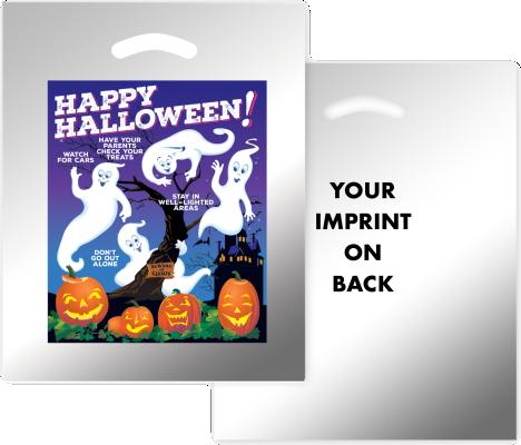 Halloween Bag - Mylar