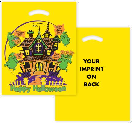Halloween Bags - Yellow