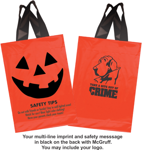Halloween Bag - Soft Loop Handle