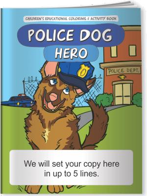 Police Dog Hero