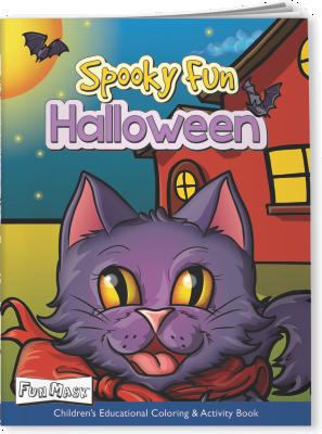 Spooky Fun Halloween - with Mask